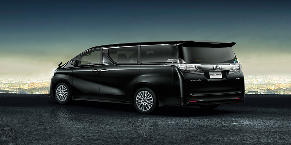 Wallpaper Vellfire New